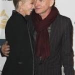 Een foto van Sting én Trudy. Ik moet mijzelf blijven herinneren dat hij getrouwd is!