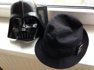 favoriete Michael Jackson hoed en Star Wars gear