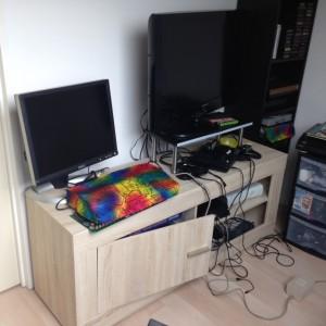 Van logeerkamer naar gameroom