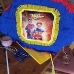 de piñata van zoonlief