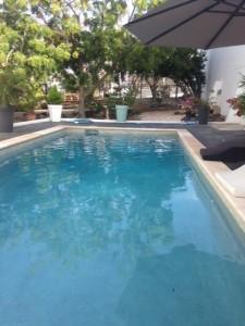 hét zwembad