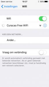 Curacao wifi