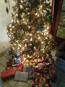 De Curaçaose kerstboom
